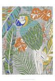 Tropical Macaw Prints by Chariklia Zarris