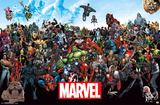 Marvel - The Lineup 15 Prints