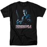 Terminator 2 - Poster T-shirts
