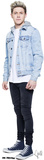 One Direction - Niall Lifesize Standup Cardboard Cutouts