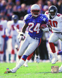 Ty Law 1998 Action Photo