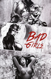 Dc Comics - Bad Girls Poster