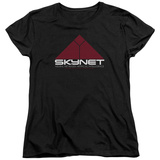 Womans: Terminator 2 - Skynet T-shirts