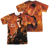 Terminator 2 - Blaze (Front - Back Print) Sublimated
