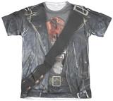 Terminator 2 - T800 Costume Sublimated