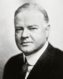 Herbert Hoover, 31st President of the United States Photo