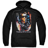 Hoodie: Terminator - Your Future Pullover Hoodie