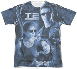 Terminator 2 - Protector And Hunter Camisetas