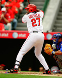 Vladimir Guerrero 2008 Action Photo