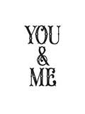 You Ampersand Me Posters
