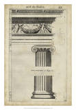 Ancient Architecture III Giclee Print by John Evelyn