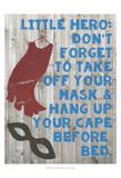 Little Hero III Posters by Grace Popp