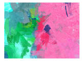 Abstract Art 6, Urban Road Prints by Marion Duschletta