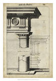 Ancient Architecture IV Giclee Print by John Evelyn