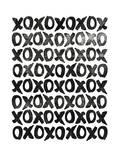 XOXO Prints by Brett Wilson