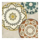 Basket Motif II Giclee Print by June Erica Vess
