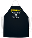 Artist At Work Apron Apron