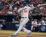 National League Division Series Game One: Los Angeles Dodgers V. Atlanta Braves Photo by Mike Zarrilli