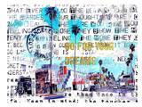 LA Street 2 Art by Marion Duschletta