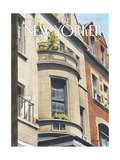 The New Yorker Cover - April 13, 2015 Regular Giclee Print by Harry Bliss