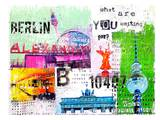 Berlin Art by Marion Duschletta