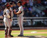 San Francisco Giants v New York Mets Photo by Maddie Meyer