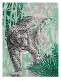 Leopard, Urban Road Posters