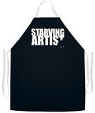 Starving Artist Apron Apron