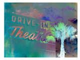Drive In Multi, Urban Road Posters
