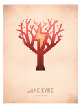 Jane Eyre Print by Christian Jackson