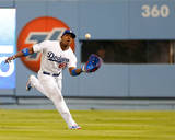 National League Division Series Game 4: Atlanta Braves V. Los Angeles Dodgers Photo by Rob Leiter