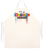 Art Thing Apron Forkle