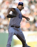 Los Angeles Dodgers v San Francisco Giants Photo by Thearon W Henderson