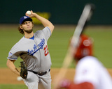 NLCS - Los Angeles Dodgers v St Louis Cardinals Photo by  Pool