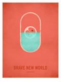 Christian Jackson - Brave New World Plakát