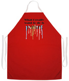 Want To Paint Apron Apron