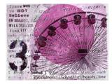 Wonder Wheel Posters by Marion Duschletta