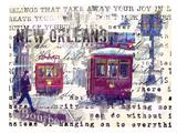 New Orleans Prints by Marion Duschletta