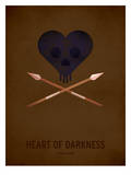 Heart of Darkness Print by Christian Jackson