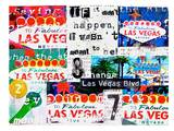 Las Vegas Prints by Marion Duschletta