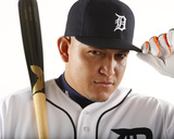 Detroit Tigers Photo Day Photo by Brian Blanco