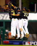 Division Series - St Louis Cardinals v Pittsburgh Pirates - Game Three Photo by Justin K Aller