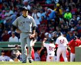 New York Yankees v Boston Red Sox Photo by Jim Rogash