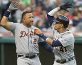 Detroit Tigers v Cleveland Indians Photo by Jason Miller
