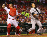 New York Yankees v St. Louis Cardinals Photo by Dilip Vishwanat