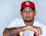 St Louis Cardinals Photo Day Photo by Mike Ehrmann