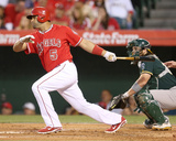 Oakland Athletics v Los Angeles Angels of Anaheim Photo by Stephen Dunn