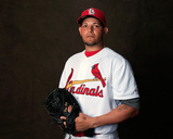 St. Louis Cardinals Photo Day Photo by Rob Carr