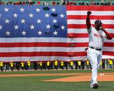 Kansas City Royals v Boston Red Sox Photo av Jim Rogash