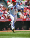 Minnesota Twins v Los Angeles Angels of Anaheim Photo af Paul Spinelli